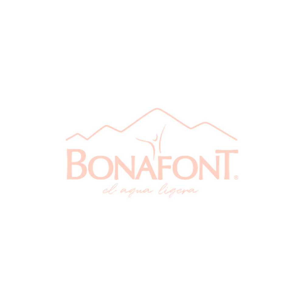Agua natural Bonafont® para garrafont de 20 Litros